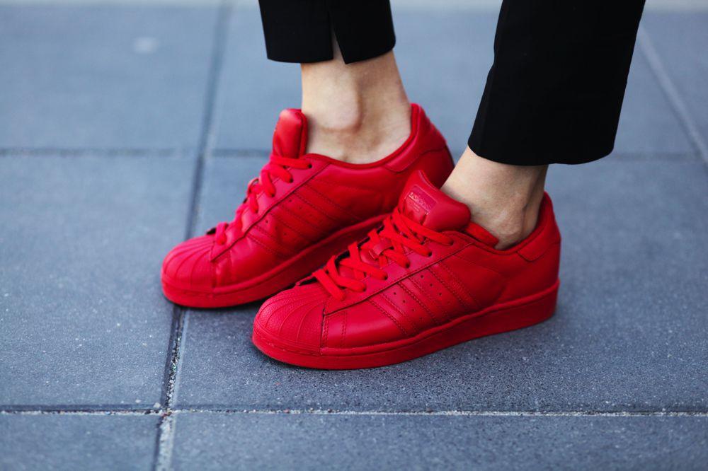 superstar red