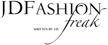 JD Fashionfreak - Fashion and lifestyle blog written by Dorota Gol
